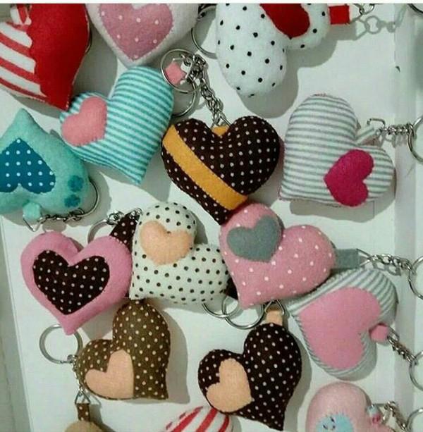 جا کلیدی های زیبا طرح قلب-تصویر اصلی