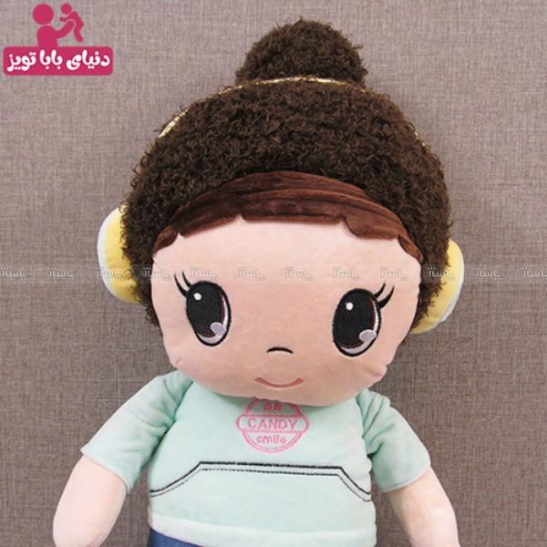 عروسک پولیشی دخترک هدفونی-تصویر اصلی