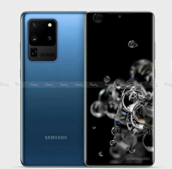 Samsung Galaxy S20Ultraمشابه نمونه اصل-تصویر اصلی