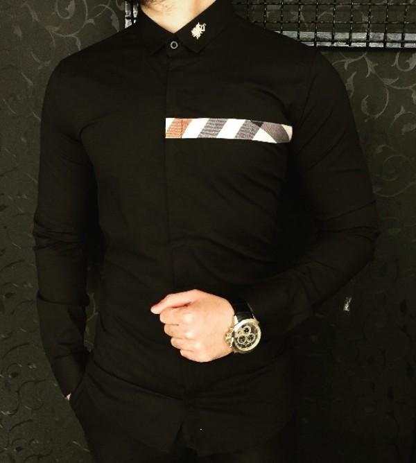 پیراهن مشکی باربری-تصویر اصلی