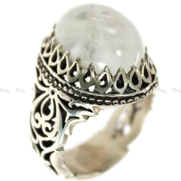 انگشتر نقره مردانه کد 01141-تصویر اصلی