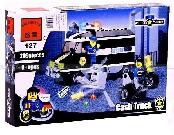 ساختنی انلایتن مدل police-تصویر اصلی