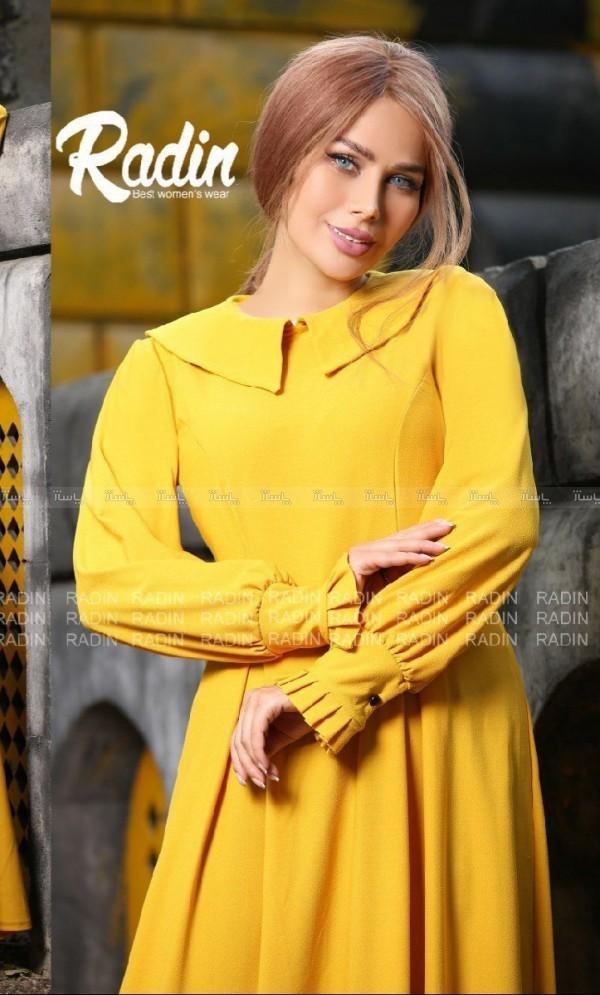 پیراهن مانتویی آوینا-تصویر اصلی