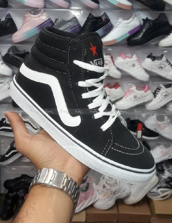 کفش ونس ساقدار-تصویر اصلی