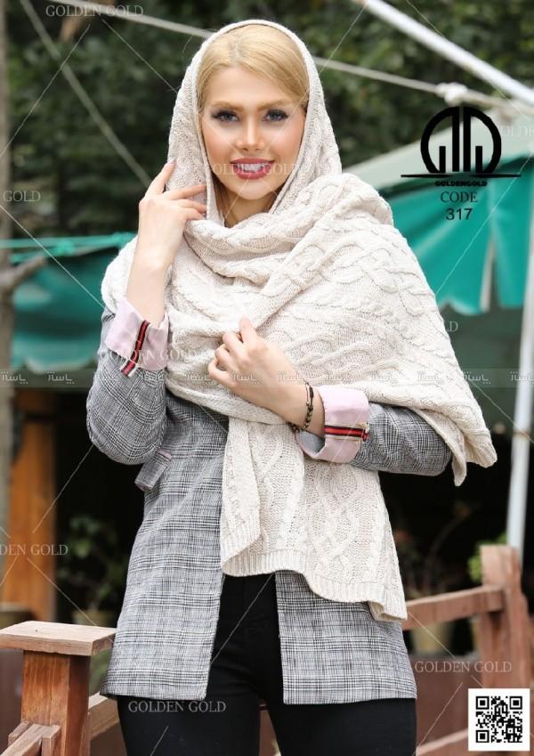 شال روسری بافتنی-تصویر اصلی