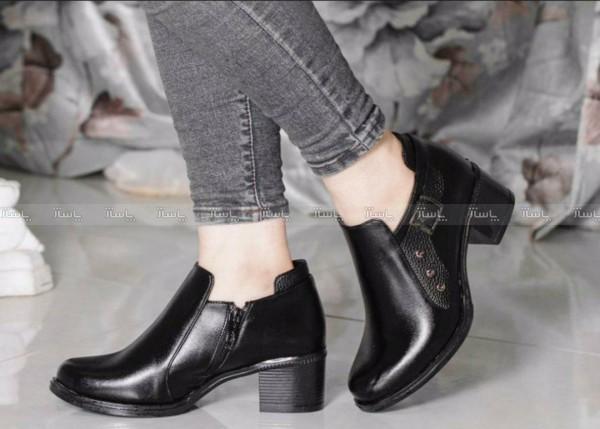 کفش کارمندی بسیار شیک چرم صنعتی درجه یک Pam-تصویر اصلی