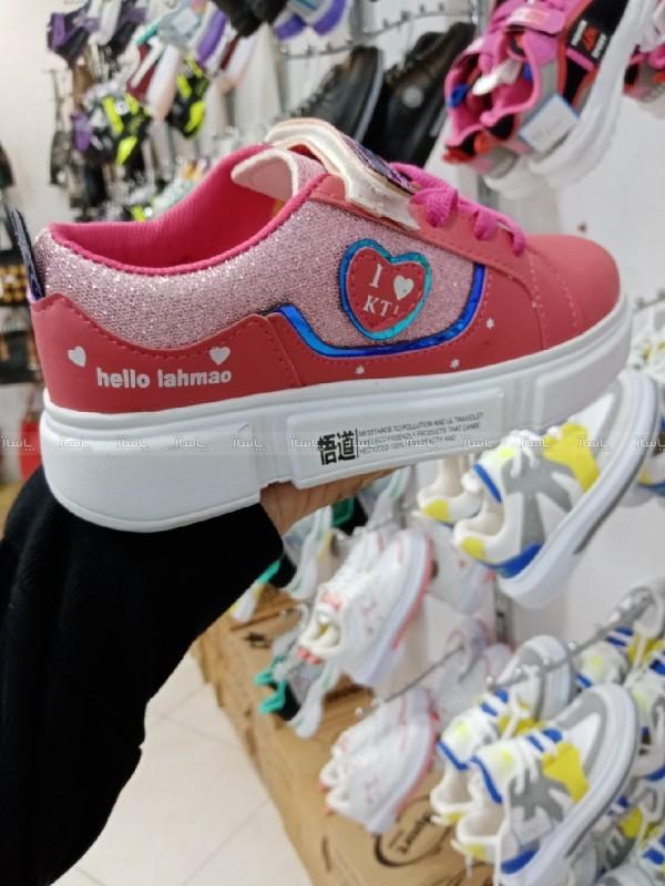 کفش کتانی بچه مدل کیتی-تصویر اصلی