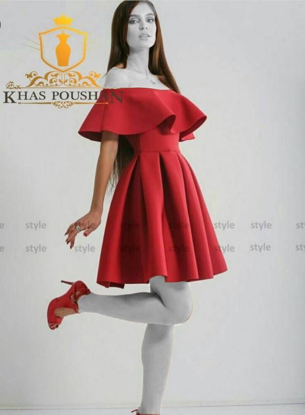 لباس مجلسی عروسکی نایس استار-تصویر اصلی