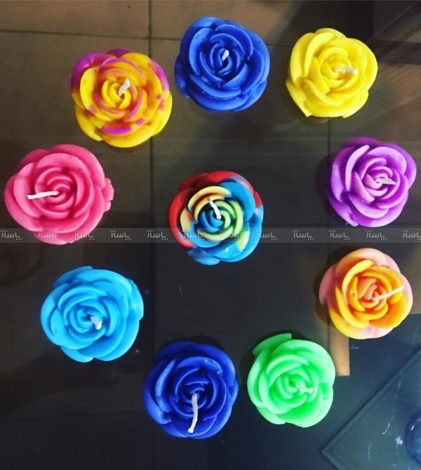 شمع گل رومیزی-تصویر اصلی
