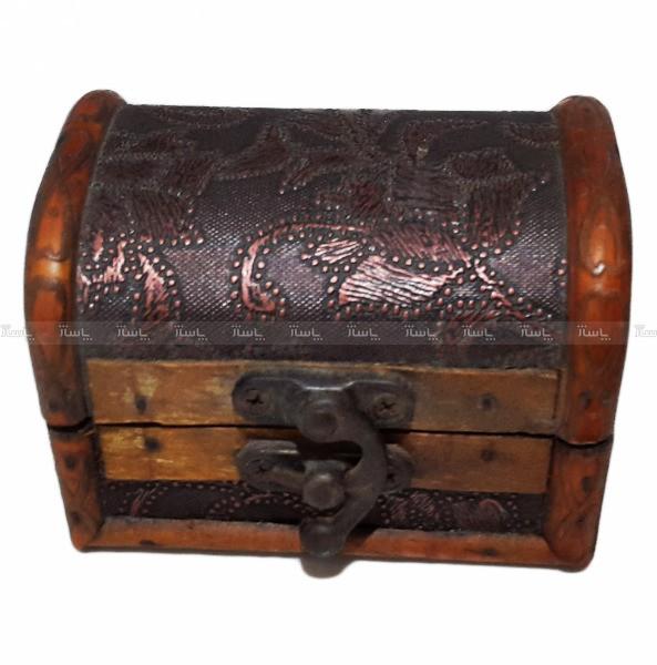 جعبه چوبی مدل آنتیک-تصویر اصلی
