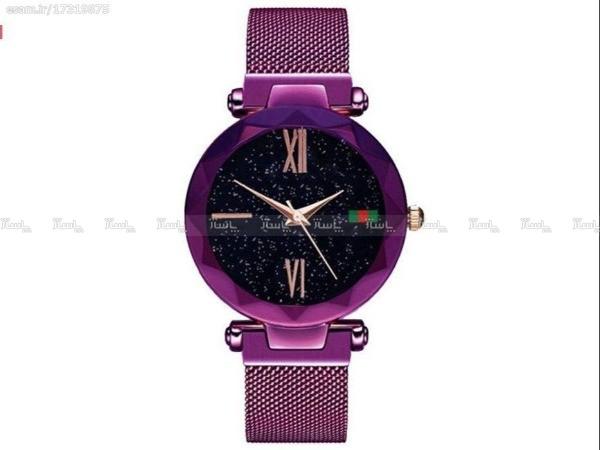 ساعت مچی عقربه ای زنانه کد 5 2 همراه با دستبند زیبا-تصویر اصلی