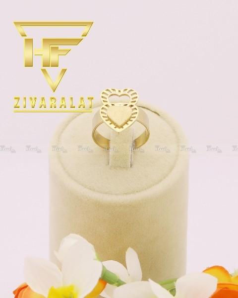 انگشتر طلایی استیل-تصویر اصلی