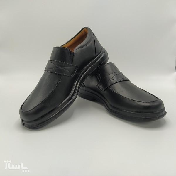 کفش طبی مردانه ای ال ام مدل سهیل-تصویر اصلی