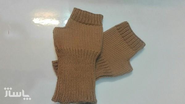 دستکش ماشین بافت زنانه-تصویر اصلی