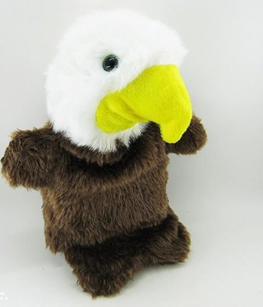 عروسک نمایشی عقاب برند گلدونه-تصویر اصلی