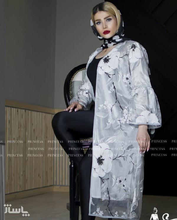 مانتو مدل نارین-تصویر اصلی