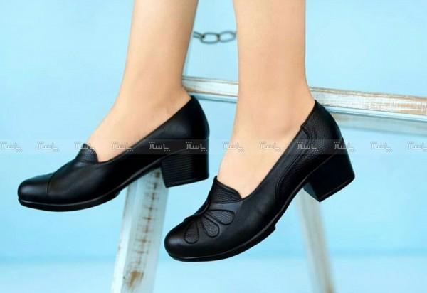 کفش طرح گل-تصویر اصلی