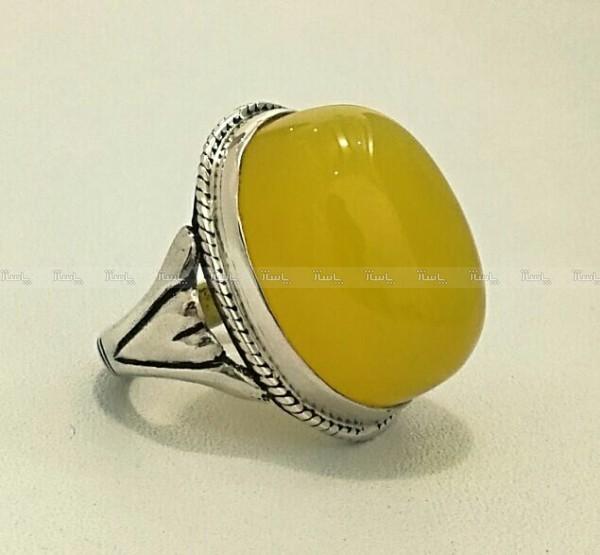 انگشتر عقیق شرف الشمس-تصویر اصلی