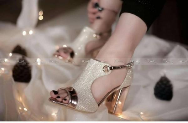 کفش مجلسی رزگلد-تصویر اصلی