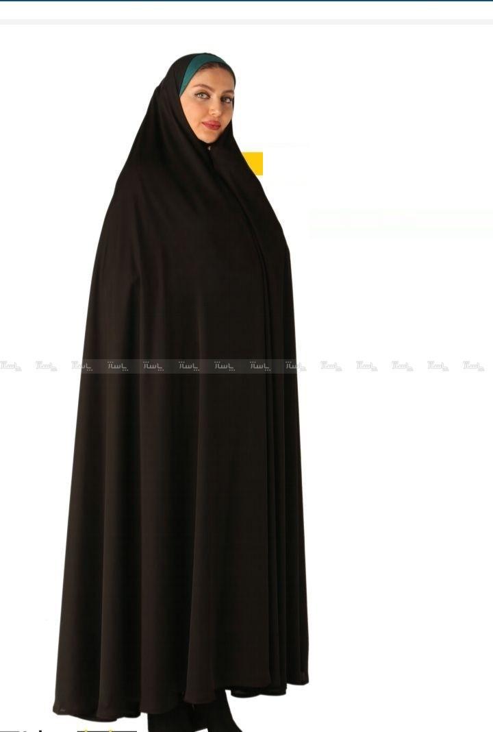 چادر سنتی ایرانی پارچه کرپ کره ای-تصویر اصلی