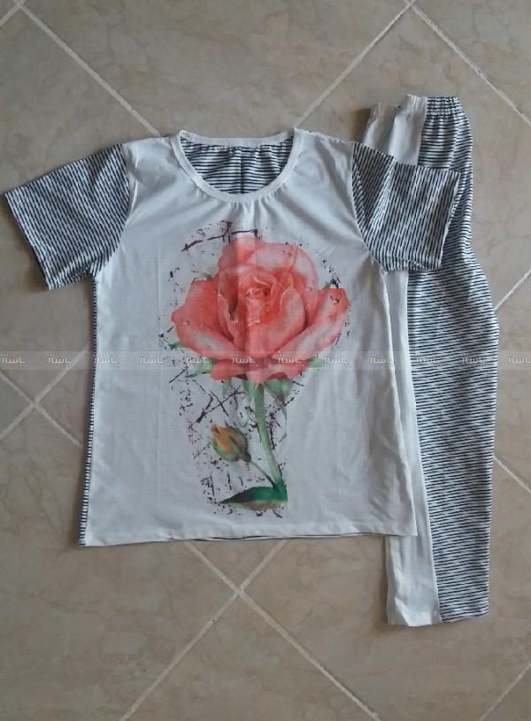 تی شرت شلوار زنانه-تصویر اصلی