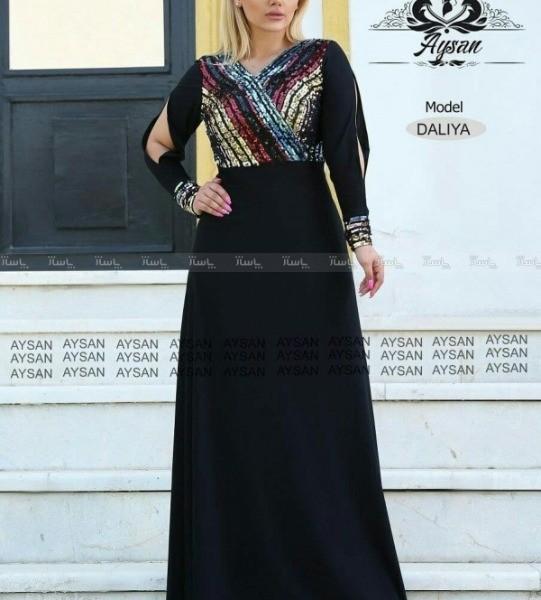 پیراهن مدل دالیا-تصویر اصلی