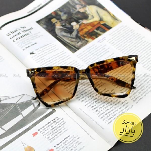 عینک آفتابی پلنگی برند Dior-تصویر اصلی