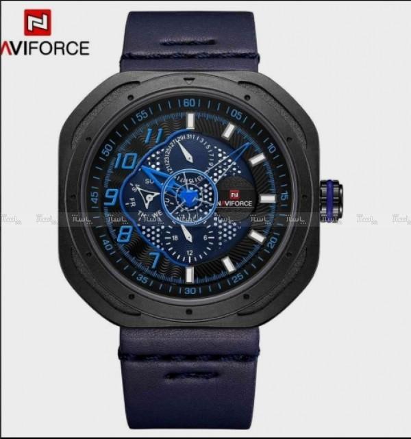 ساعت کوارتز Naviforce New collection Full date 9141-تصویر اصلی