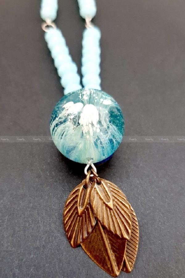گردنبند گوی آبی-تصویر اصلی