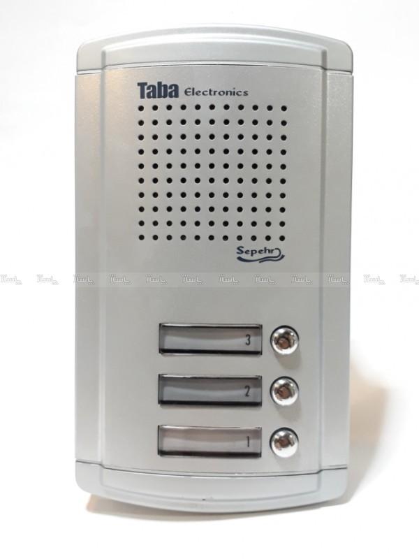 پنل  صوتی ۱ واحدی TL_6۶۰ تابا الکترونیک-تصویر اصلی