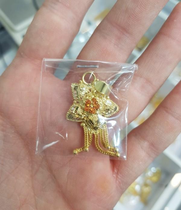 مدال طرح طلا-تصویر اصلی