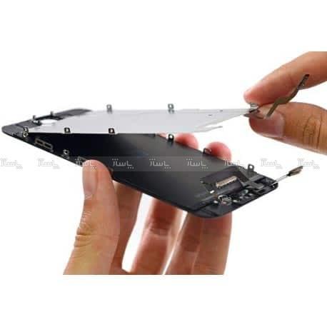 شیلد فلزی تاچ و ال سی دی Apple iphone 6-تصویر اصلی