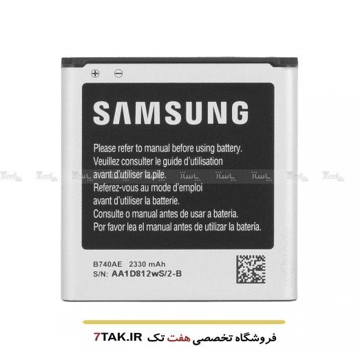 باطری اصلی سامسونگ   Galaxy S4 Zoom     B740AE-تصویر اصلی