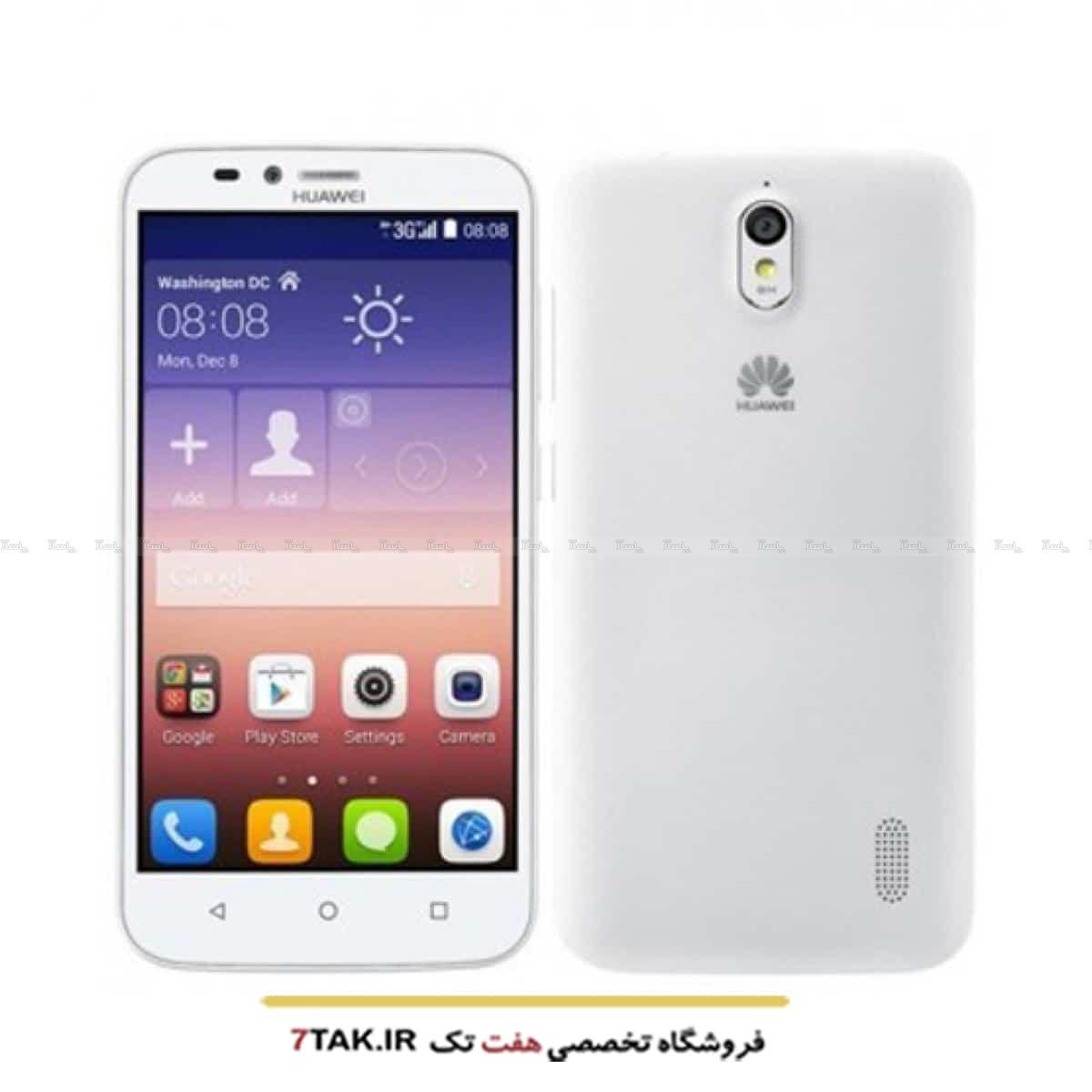 درب پشت اصلی گوشی Huawei Ascend Y625-تصویر اصلی