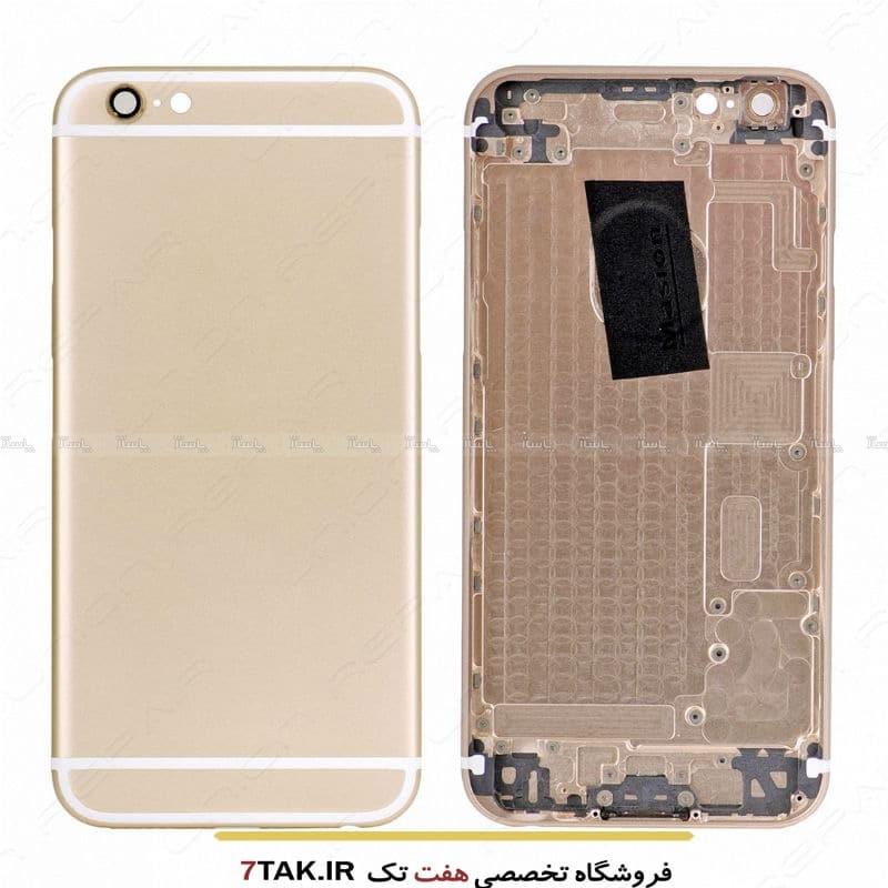 درب پشت و شاسی کامل اصلی گوشی  Apple iPhone 6s-تصویر اصلی