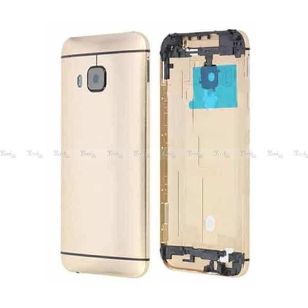 درب پشت و شاسی کامل اصلی گوشی اچ تی سی HTC One M9-تصویر اصلی