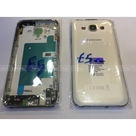 قاب و شاسی کامل و اورجینال Samsung Galaxy E5-تصویر اصلی