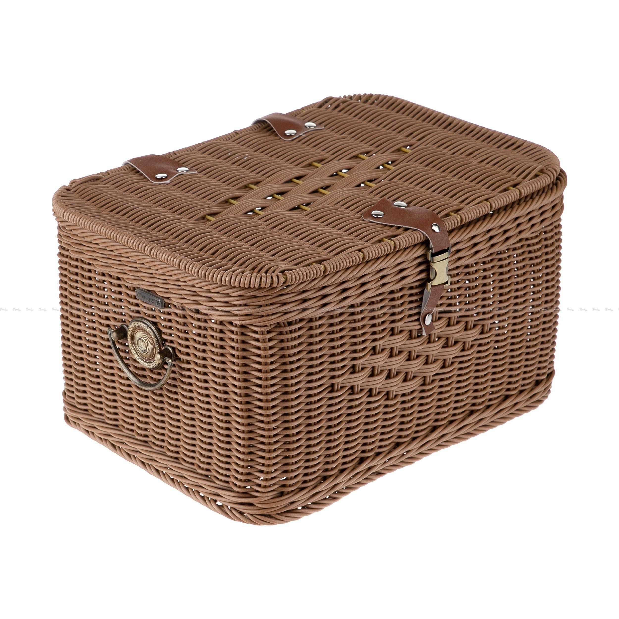 سبد پیک نیک زیبا کد 51049                            Ziba 51049 Camp Basket-تصویر اصلی