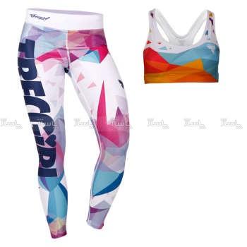 ست لگ و نیم تنه ورزشی زنانه ترک ویر مدل Trec Girl 06                             Trec Wear Sport Bra Leggings Set Trec Girl 06-تصویر اصلی
