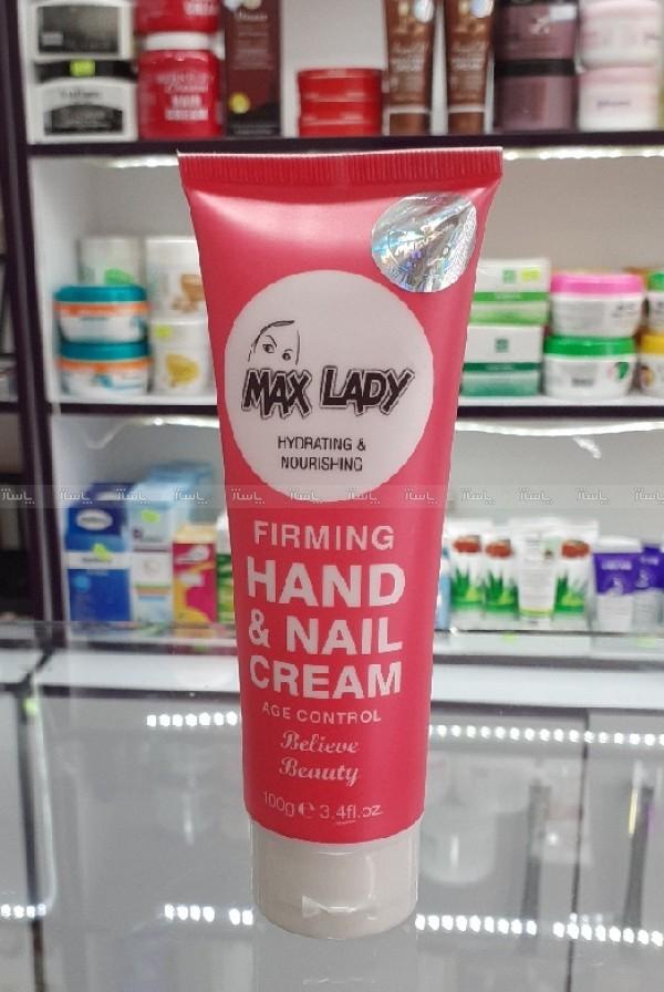 کرم دست و ناخن مکس لیدی-تصویر اصلی