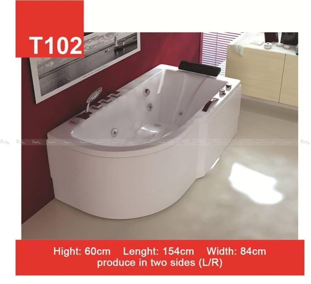 وان حمام Tenser مدل T102-تصویر اصلی