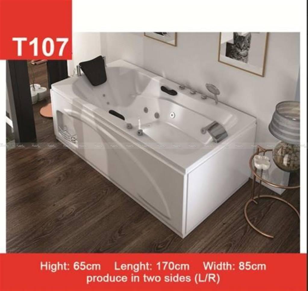 وان حمام Tenser مدل T107-تصویر اصلی