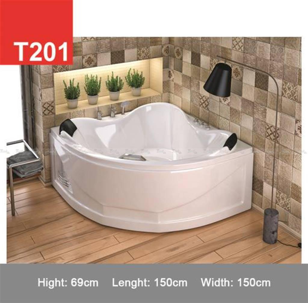 وان حمام Tenser مدل T201-تصویر اصلی