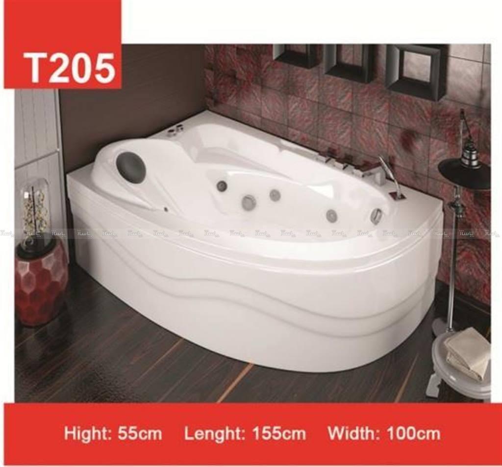 وان حمام Tenser مدل T205-تصویر اصلی