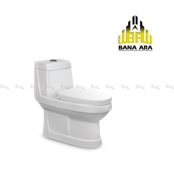 توالت فرنگی مروارید مدل والنتینا-تصویر اصلی