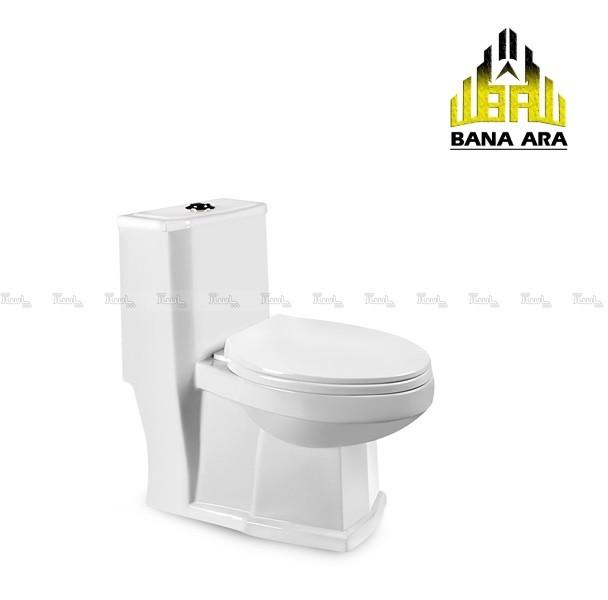 توالت فرنگی مروارید مدل رومینا-تصویر اصلی