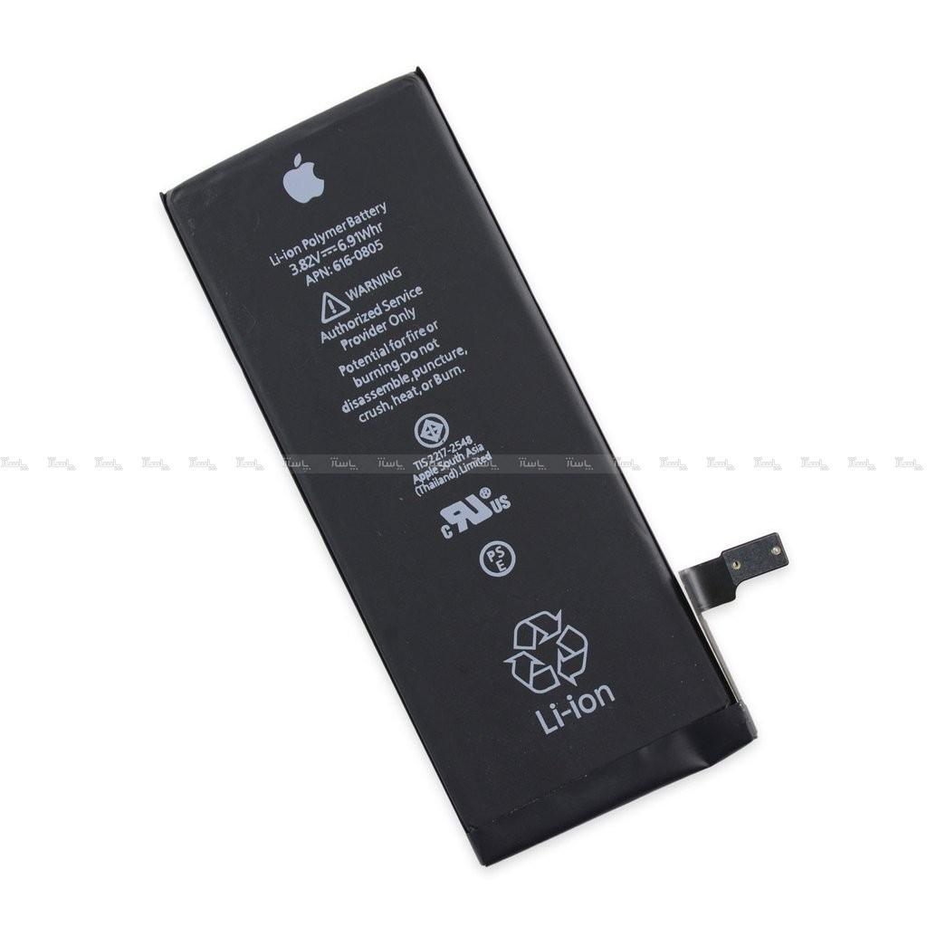باتری صد در صد اورجینال اپل استوری Iphone 6Plus-تصویر اصلی