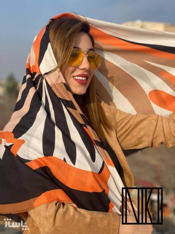 روسری بهاری نیکی اسکارف-تصویر اصلی