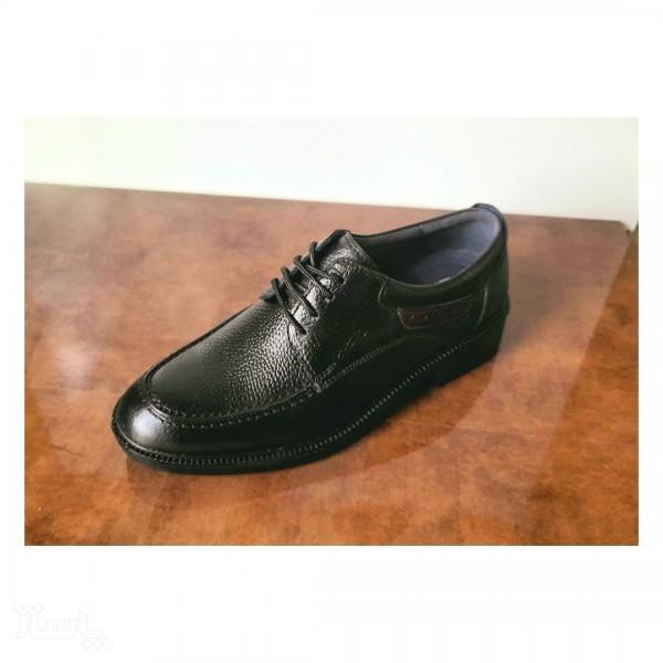 کفش چرم تبریز (مردانه)-تصویر اصلی
