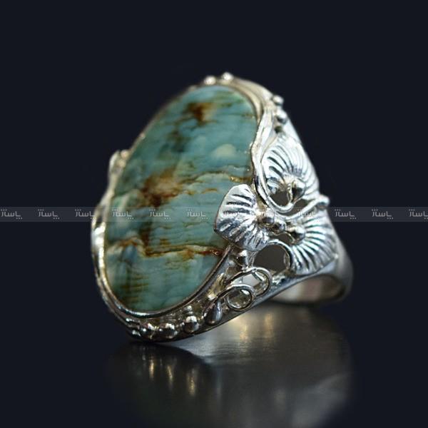 انگشتر صدف زنانه نقره-تصویر اصلی